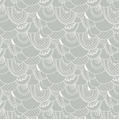clouds wrapping paper - bec nolan x love mae