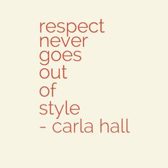 A great quote by Carla Hall