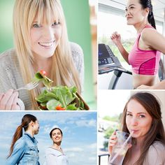 5 Afternoon Habits For Healthy Weight Loss by fitsugar #fitness #healthy