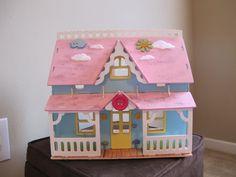 Idea for lalaloopsy house
