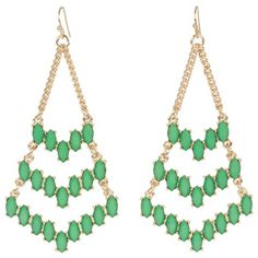 """I think Kirra Tate is my new fav jewelry designer."" - Glory   #laylagrayce #fanfave #kirratate #earrings"