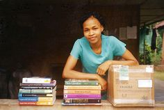 INTERNATIONAL BOOK PROJECT sends 200,000 books annually to developing nations in South America, Asia, and Africa as well as underserved schools and libraries in the United States.