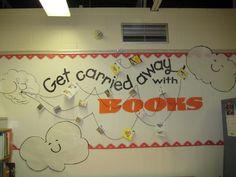 Barbra Hesson » Library Bulletin Boards