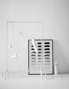 style, color, art, sennerholt, white, grey, lotta agaton, prints, black