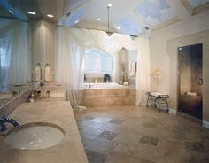 This bathroom is pretty amazing I want it in my house