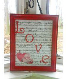 Regalos para San Valentin originales | cuadro romantico