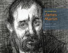 """James Martin """"Solo Member Show"""" Arts Society of Kingston (ASK), Kingston, NY. March 1-29, 2014."""