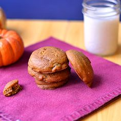 Feed Your Soul: Pumpkin Chocolate Cookies