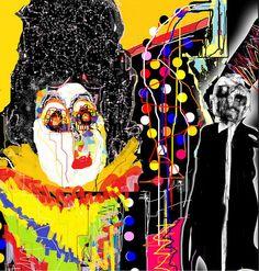 (don't worry)...maté a un clown
