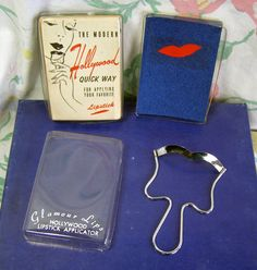 1940s Glamour Lips Hollywood Lipstick Applicators