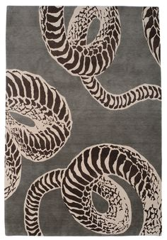 Serpent by Kelly Wearstler for The Rug Company