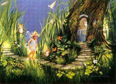 fairies ... elves ... mermaids ... brownies ... pixies ... all things whimsical