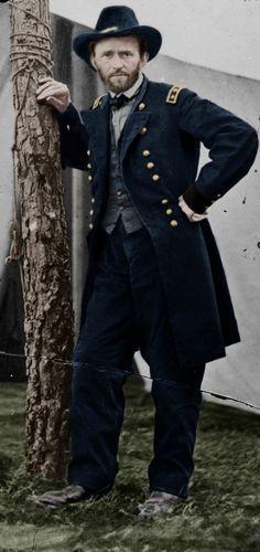Colorized American Civil War Photographs - Retronaut