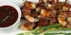 Tailgaiting - Bone Suckin' Bacon Wrapped Shrimp