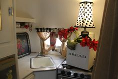kitchen, serendipity gypsy, '63 silver streak