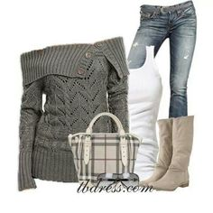 Super cute fall outfit boot, fashion, stylish eve, weekend wear, fall looks, white outfits, fall outfits, comfy casual, winter sweaters