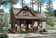 Craftsman   House Plan 82268