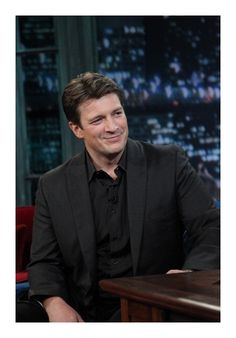 Nathan Fillion.
