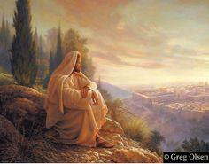 O Jerusalem - Greg Olsen