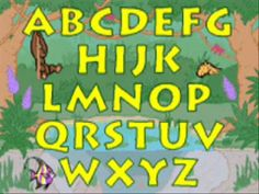 ▶ Know Learn how to read ABC Alphabet - Nice Video song - YouTube