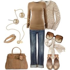 Neutral beige!
