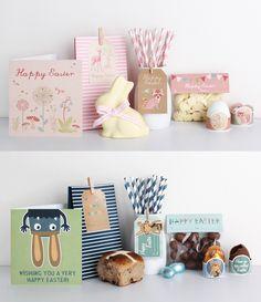 Decoraciones de papel Fiesta Pascua