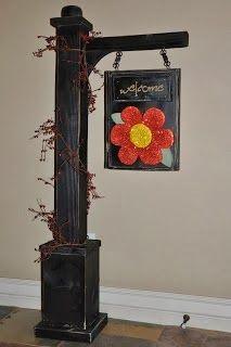 Home Decor Ideas: Wood crafts