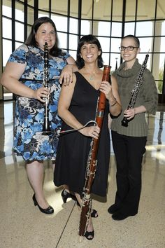 The University of Central Oklahoma will present a performance featuring the faculty reed trio Sugar Fish at 7:30 p.m., Oct. 1 at the UCO Jazz Lab, 100 E. Fifth Street in Edmond.