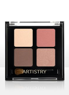 Its eye color and cheek color all in one convenient quad. Love it!