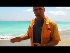 Water Safety - Rip Currents and Drops - Mario Vittone