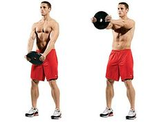 Supplemental, at-home core exercises.