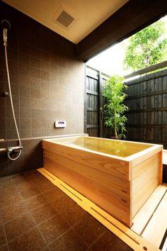 bathe here.