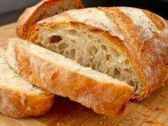 Crusty Bread in Dutch oven