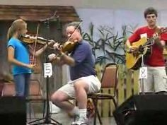 Classical music adapted for fiddle