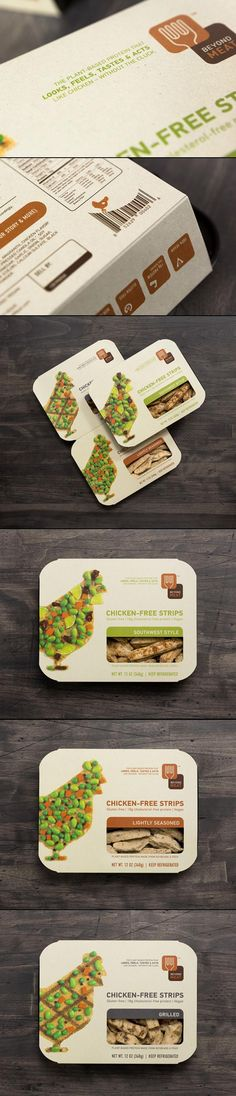 Beyond Meat is an amazing meat substitute for beginner vegans/vegetarians. Available at Greenstar