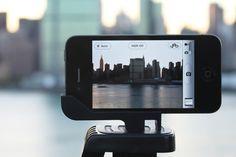 iPhone tripod converter