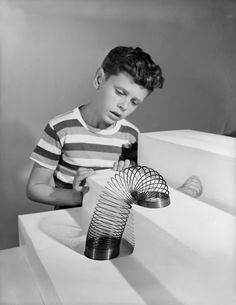 it's slinky... it's slinky... fun for the girls and the boys