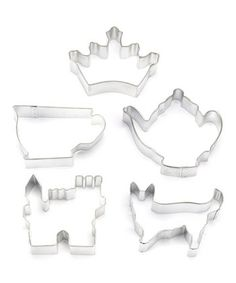 english tea cookie cutters
