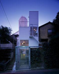 Source: ilikearchitecture.net - http://www.ilikearchitecture.net/2012/07/43base-bmiurashin-architect-associates/