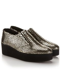 avenue32 shoe, flatbush creeper