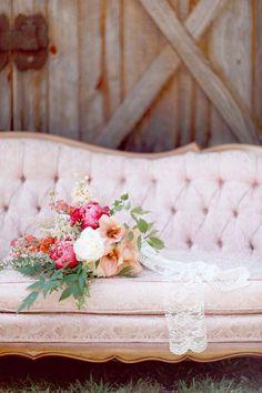 #pink sofa