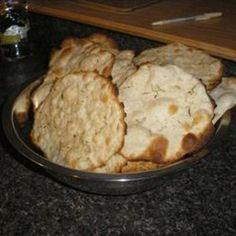 Lavash Cracker Bread
