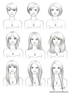Guide to growing out your hair�I think I�ll
