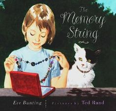 The Memory String {Eve Bunting}