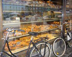 Copenhagen~Danish pastry Shop