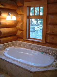 Past Log Homes and Projects