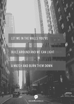 """""""Dust to Dust"""" by The Civil Wars--I love these guys and this song especially...."""