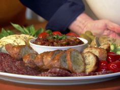 Antipasto Platter from FoodNetwork.com