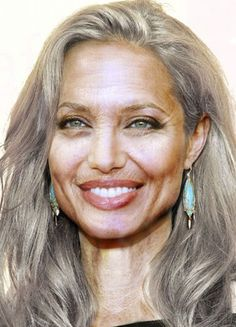 appearance of movie stars in 2040 - Angelina Jolie