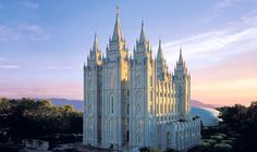 UTAH: An insider's guide to Temple Square in Salt Lake City, Utah.
